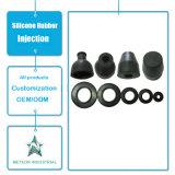 Peças de automóvel personalizadas da injeção da borracha de silicone que projetam o anel-O da maquinaria de construção