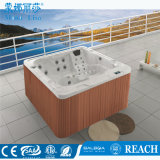 Vasca calda dell'idro STAZIONE TERMALE esterna acrilica di massaggio della gente del quadrato 6 (M-3310)