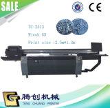 UV2513 UV 인쇄 기계, 유리, 금속 세라믹, 아크릴 나무, KT 장, 가죽을%s LED UV 잉크 제트 보편적인 평상형 트레일러 인쇄 기계,