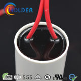 에어 컨디셔너를 위한 고전압을%s 가진 AC 모터 실행 그리고 시작 축전기 (Cbb60 605j 450VAC)