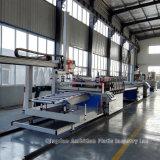 Machine en plastique d'extrusion de panneau de mousse de PVC pour le descripteur de construction