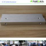 Aluminiumqualität CNC-maschinell bearbeitenanteile an industriellem Gerät