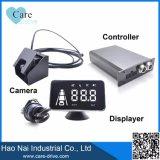 Sistema de alarma anticolisión de la salida del carril del mercado de accesorios del dispositivo para el vehículo