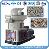 2 à 3 T/heure de grande capacité machine à granulés de bois vertical meurent de sonnerie
