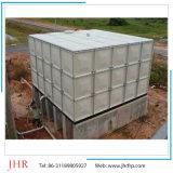 De Samengestelde Rechthoekige 10m3 Tank van het Water FRP GRP