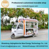 Jiejing сделало Moving еду перевезти передвижные трейлеры на грузовиках еды