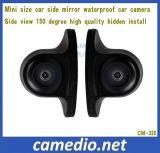 Heiße verkaufenSeitenansicht-Spiegel-Miniauto-Kamera cmos-480tvl wasserdicht