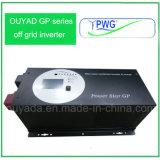 Inverseur pur 1kw-6kw de pouvoir d'onde sinusoïdale de prix usine avec le chargeur