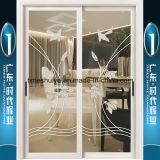 Anbietenaluminium-hängende Tür China-Top10 Maufacturer