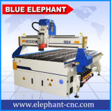 Table de travail du bois de machines CNC Router, CNC sur bois PVC/MDF/ Arylic 1200*2400mm