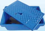 LÄRM knötenförmiger Roheisen-Standardkasten für Wasser-Messinstrument
