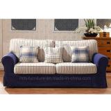 Nuovo sofà del tessuto di disegno del salone