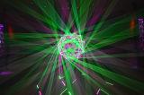 4000MW het rode, Groene en Blauwe Licht van de Laser toont Apparatuur voor Verkoop