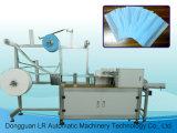 Masque protecteur non-tissé automatique de tissu faisant la machine