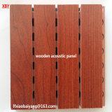 Comitato di parete di legno di legno della scheda del soffitto di titolo della parete della decorazione del comitato acustico