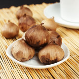 よい好みによって発酵させる単一の黒いニンニク(缶詰にされた習慣)