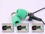 Концы уха аппарата для тугоухих предохранения от уха