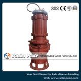 Китай Wearing-Resitant заводская цена на полупогружном судне навозной жижи насоса