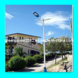 Alta calidad solar de la luz de calle del LED (GPA-DL-139)