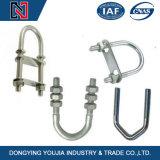 Bout de van uitstekende kwaliteit van U van het Roestvrij staal Zinc/HDG/