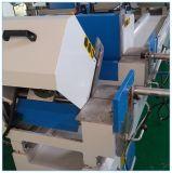 A estaca da cabeça do dobro da máquina da porta do indicador do PVC do alumínio UPVC considerou