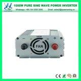 inverseur pur de sinus de 1000W DC12V AC110/120V (QW-P1000)