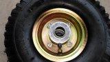Pr1802 손 트롤리 외바퀴 손수레 압축 공기를 넣은 고무 바퀴 4.10/3.50-4