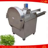 Gute Lauch-Spinat-grüne Zwiebelen-Gemüseausschnitt-Maschine des Sellerie-Chd-80