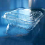 Copertura superiore Bilster Plastic Fruit Packaging Container per Berry
