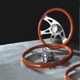 Houten Stuurwiel met 350mm Diameter