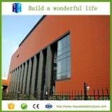 Edificio de acero del taller de la fábrica del bajo costo de la alta calidad de Heya