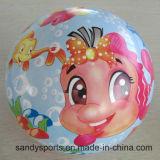 高品質の中国製完全な印刷PVC演劇の球