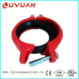 FM Ductile Approval Iron Flexible Coupling and Grooved Fitting Pipe