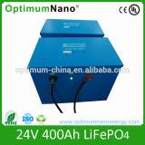 Pack batterie du lithium 24V 200ah pour la production d'électricité de marée