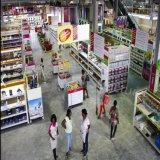 Heller Stahlkonstruktion-Supermarkt mit modernem Entwurf