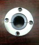 Фабрика Китай подшипника служила фланцем шаровой подшипник подшипника Lm25uu линейный с плакировкой никеля