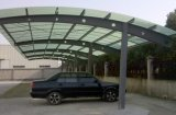 O dossel simples do carro da construção de aço verteu (KXD-SSB1228)