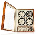 Hoogglans Houten Automatic Watch Winder