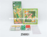 Новая конструкция для игры игрушек пластмассы детей симпатичной установила (256956)