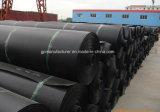 Geomembrana de HDPE utilizada em túneis de protecção