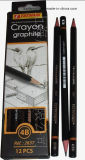 Crayon Hb haute qualité avec bois doux