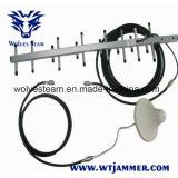 GSM/PCS 듀얼-밴드 셀룰라 전화 신호 승압기 (850MHz/1900MHz)