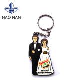 Berufssilikon Keychain für Hochzeit kundenspezifisch anfertigen