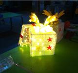 [110-220ف] [لد] [مودلينغ] مدلّاة ضوء لأنّ خارجيّ عيد ميلاد المسيح زخرفة