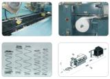 Pocket Spring Coiler de alta velocidad de la máquina (LR-PS-HX)