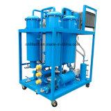 Los residuos de aceite de turbina marina Demulsification la deshidratación de la máquina de filtro de desgasificación (TY-100)