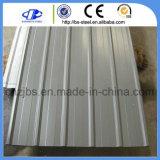 Gewölbte Farben-Stahlmetallblätter/Farben-Stahlblech