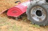 motocultor 13HP con el arado y agricultor y cortacéspedes y acoplado de hierba
