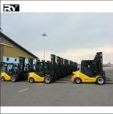 De hydraulische Vorkheftruck van de Dieselmotor Transmisson 1.8t