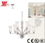 Роскошь интерьера со стеклянными 1629-613 лампах